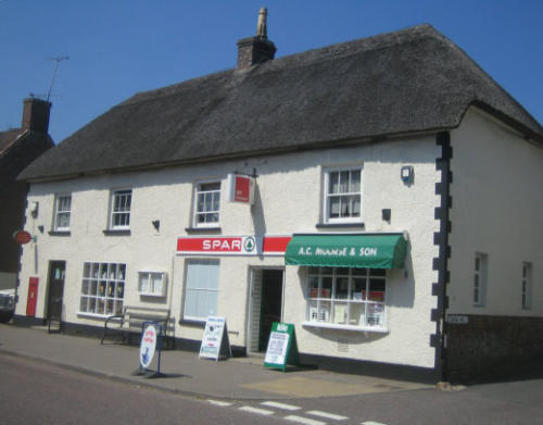Bere Regis Post Office